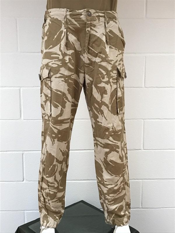 British trousers