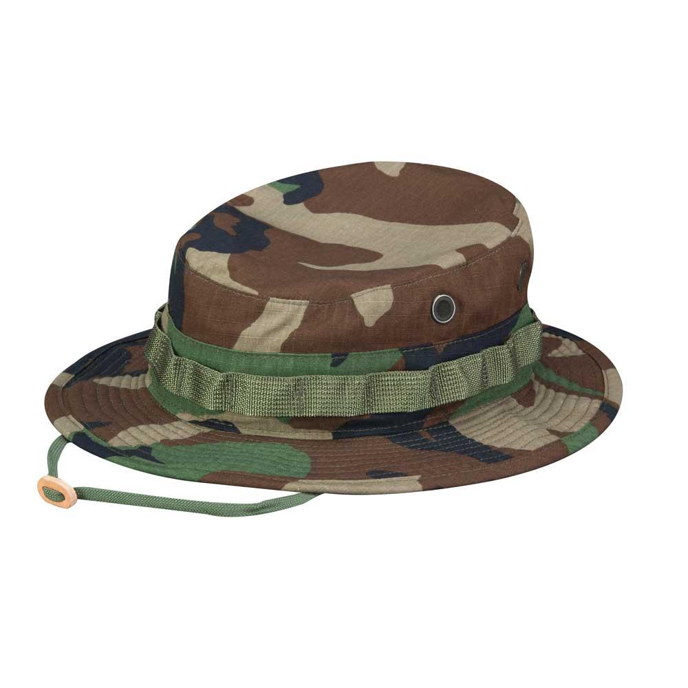 6fd6cf4bc51 Propper Boonie hat Woodland - AlfaDog Tactical